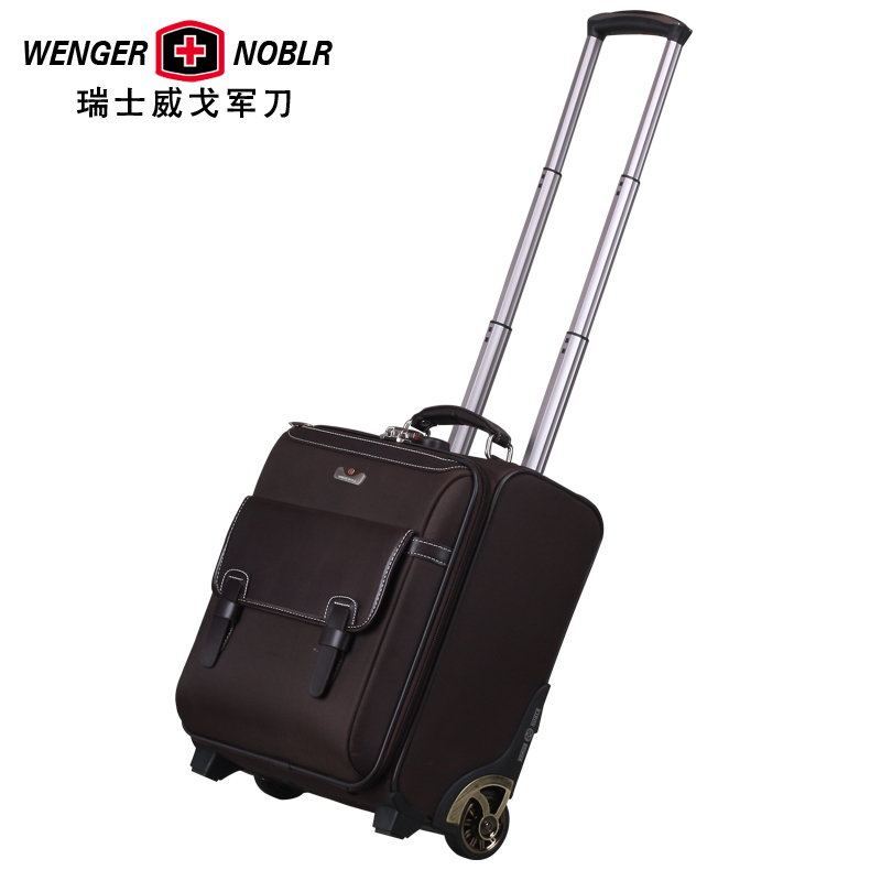 Small commercial travel trolley luggage wheel one-way 16 17 bag men - Volvo Co., Ltd. Shenzhen store