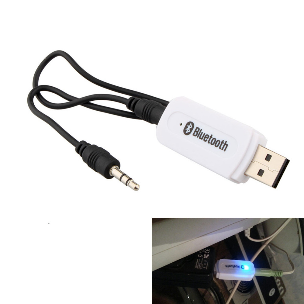 3 5mm Car Usb Wireless Bluetooth Music Receiver Adapter Auto Aux Streaming A2dp Kit For Speaker: Online Shopping Audio Jack Bluetooth Receiver Reviews On