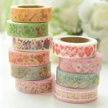 DIY Japanese MT Washi tape Cute Cartoon Animal Tapes Kid Gift Decoration Scrapbooking 715 - Nice Stationery store