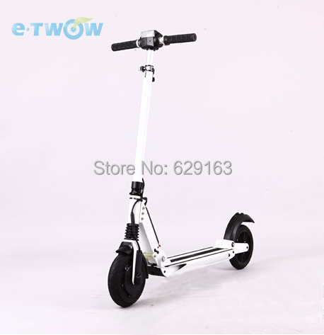 Free Shipping 8 5AH E Twow Second Generation Electric scooter Electric bicycle lithium battery electric MINI