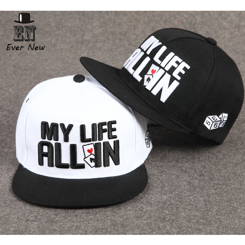 Brand New Embroidered letters Baseball Cap Hip-Hop...