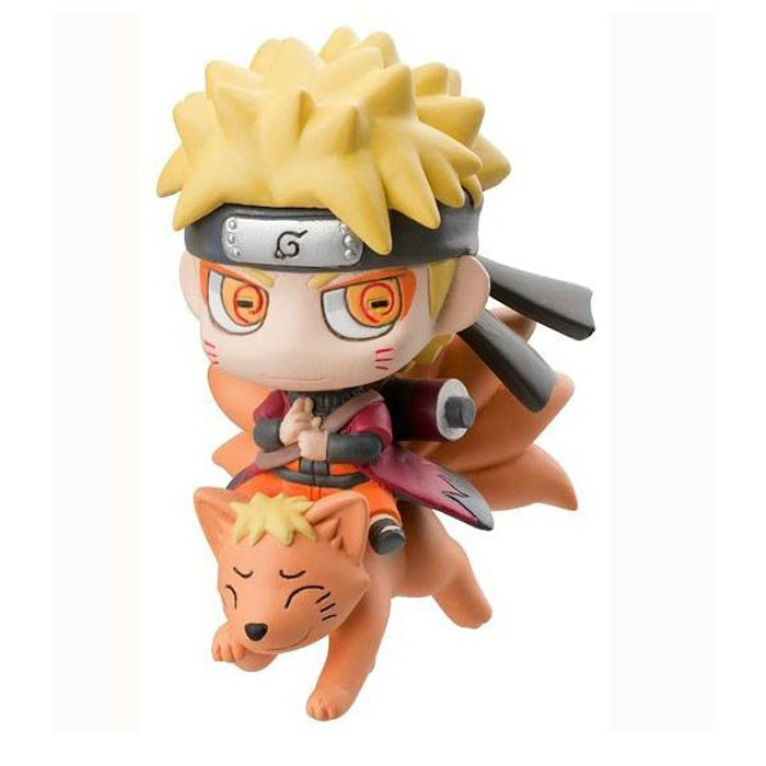 Funko POP Naruto With Nine Fox Mount Kyuubi Action Figures Model Collection Minifigures Model Doll Toy Mini Kids Gifts #F(China (Mainland))