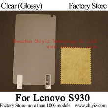 Clear Glossy Screen Protector Guard Cover protective Film For Lenovo S930 / Lenovo IdeaPhone S930