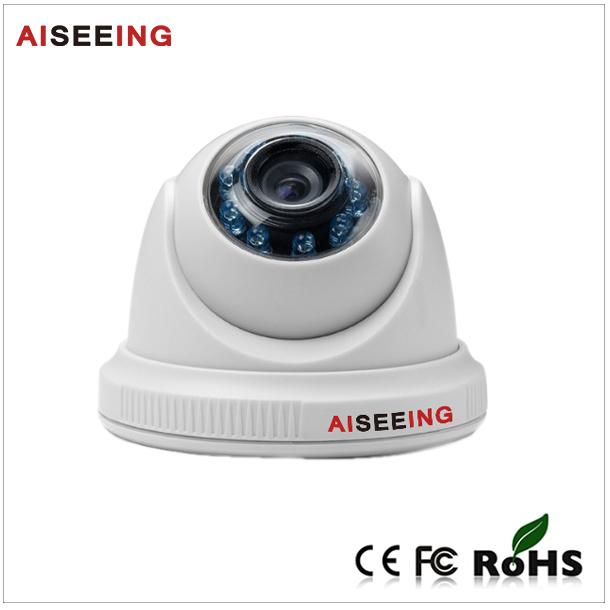 1/3' Color CMOS 900TVL CCTV Infrared Dome analog Camera