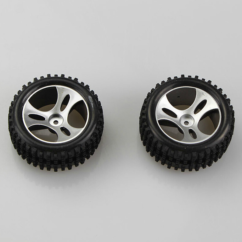 Wltoys A959 1/18 RC Car Spare Parts Tires Wheels A959-01