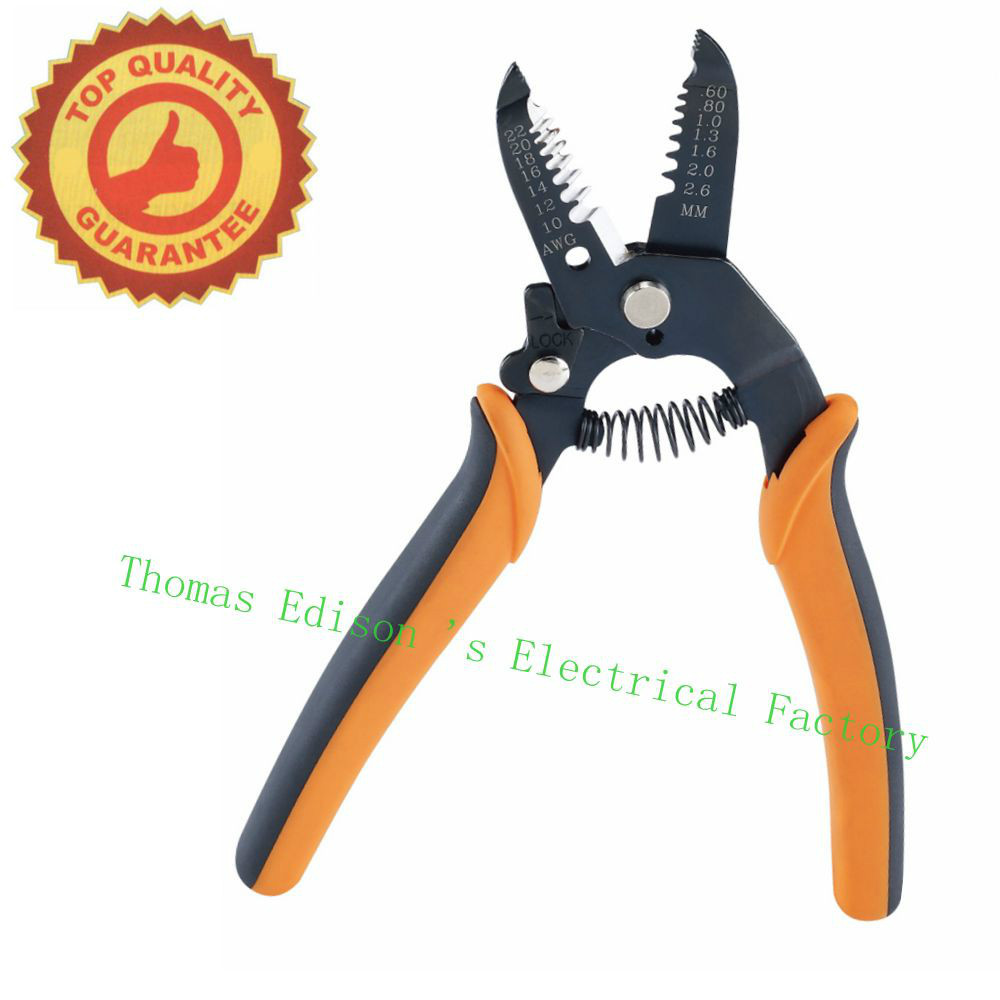 Wire Stripper Cutter FSA-0626 for good quality,Multi-function Solar Cable Stripper(China (Mainland))