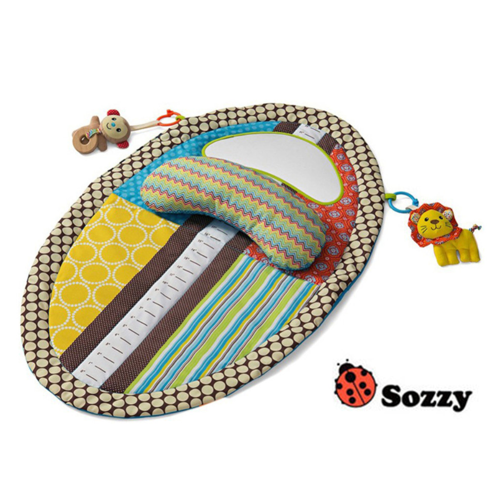 BS#S Early Education Toys Baby Game Blanket Height Carpet Waterproof Urinal Pad Free Shipping(China (Mainland))