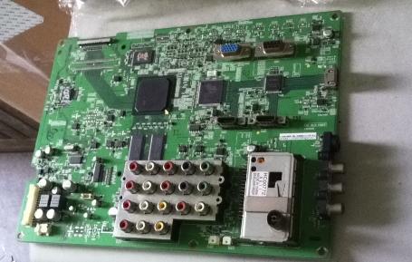 Free shipping 100% original used Plasma screen P42E102CZ Board JA30892 FPF42C128135UE-41(China (Mainland))