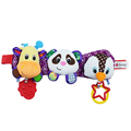 Sozzy Musical Baby Hanging Rattles Newborn Infant Bed Toy Stroller Car Plush Doll Bell