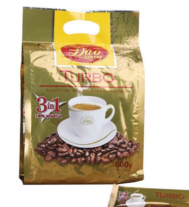New store promotions:BUY 3 GET 4! Free Shipping 20 g * 18 Laos imported gold 3 in 1 instant coffee aromatic taste 360 g(China (Mainland))