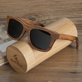 BOBO BIRD Retro Pear Wood Sunglasses Women Men Luxury Brand Designer Polarized Vintage with Gift Box