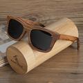 BOBO BIRD Retro Pear Wood Sunglasses Women Men Luxury Brand Designer Polarized Vintage with Gift Box