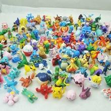 24PCS Hot New Pokemon Cute Lovely Lots 2-3cm Pokemon Mini Random Pearl Ct Figures High Quality(China (Mainland))