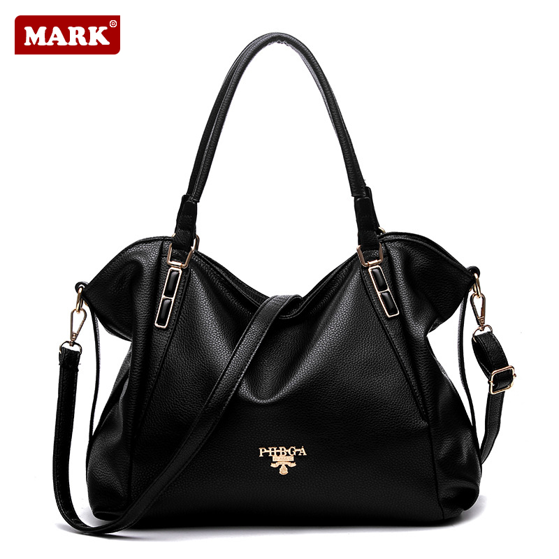 High Quatity big women messenger bags brand female Large Ladies shoulder bags woman leather handbags tote zipper bolsos 151224(China (Mainland))