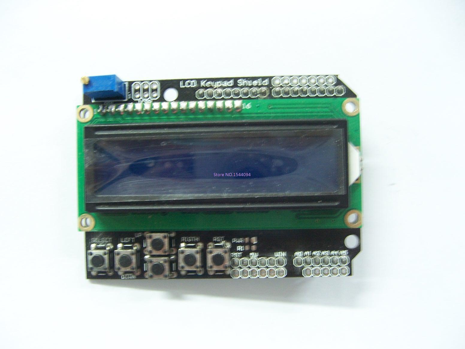 Lcd keypad shield module display for