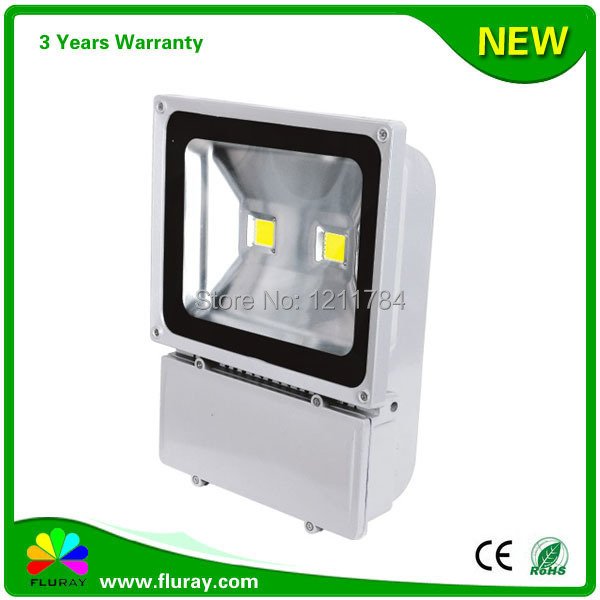 Фотография 4PCS/Lot 100W LED Flood Light IP65 Outdoor LED Spotlight AC85-265V Epistar Chip Waterproof LED Floodlight
