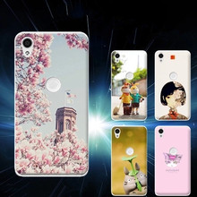 New Arrival High Quality Colored Drawing TPU Gel Soft Painted Case Cover For Alcatel Shine Lite(China (Mainland))