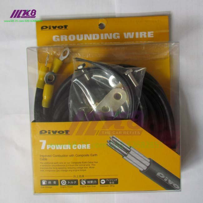 Pivot 5 Point Ground Wire / High Quality Grounding Wire Kit / Grounding Cable(China (Mainland))