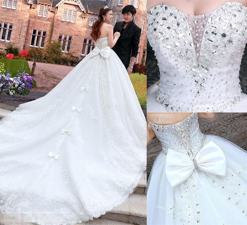 Dress White And Black Picture More Detailed Picture