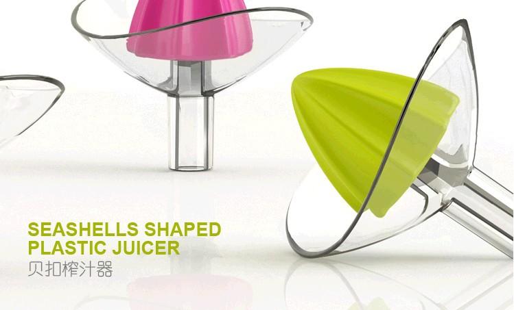 2014 fruit juice maker Lemon Orange Manual Juicer Kitchen Tools Set Easy Cleaning ABS Hand Squeezer - wahowo! FEELING store