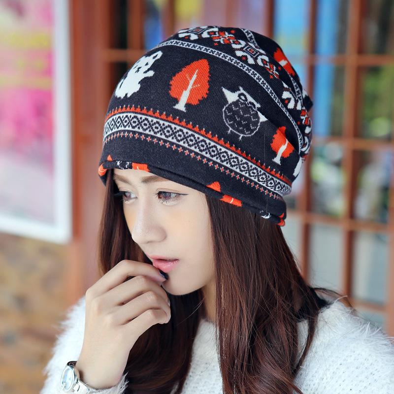 Шапка для женщин 2015 зима