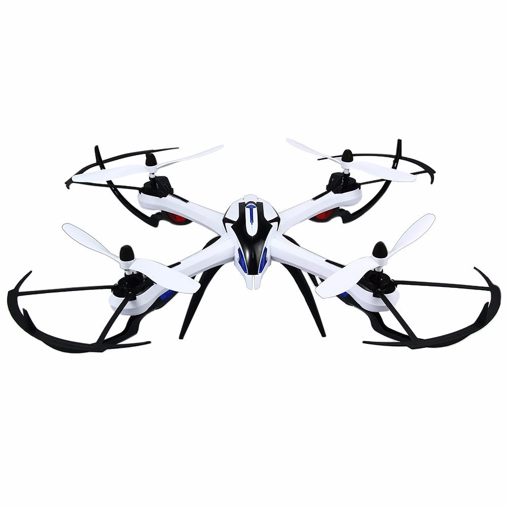 New Version Yizhan Tarantula X6 – 1 4CH RC Quadcopter Mimi Drones Bright LED Lights Remote Control Helicopter Toys EU& US Plug