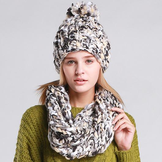 Комплекты (шарф, шапка и перчатки) из Китая