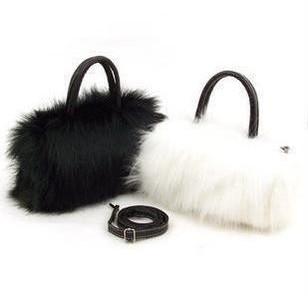 New winter fur bag handbag shoulder bag small cheap handbags big lowest price(China (Mainland))