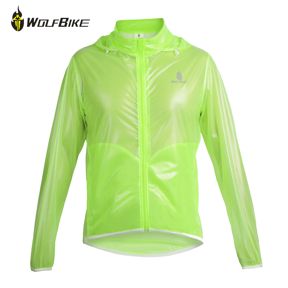 Running Rain Jacket Men - JacketIn