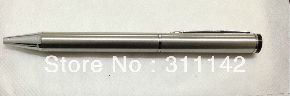 Custom Engraved Metal Pens Business Promotion Corporate Gift Wedding Logo(China (Mainland))