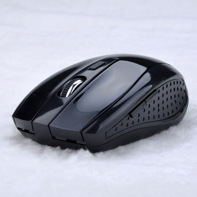 High Quality 2.4GHz 1600 DPI USB Optical Wireless Mouse USB Receiver Mice Cordless PC Laptop Computer Accessories FY*MHM365Y5(China (Mainland))