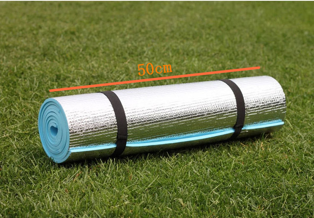Aluminum Waterproof Camping Mat