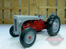 Buy Ferguson FF 30 DS classical tractor agricultural vehicle alloy model gift French UH 1:16 for $141.96 in AliExpress store
