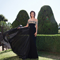 Dress Party Evening Elegant Evening Dresses 2015 Long Tarik Ediz New Arrival Formal Dresses