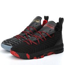 2019 Yeni erkek kadın basketbol ayakkabıları retro ayakkabı zapatillas hombre deportiva Nefes sneakers erkekler havalı spor ayakkabı açık(China)