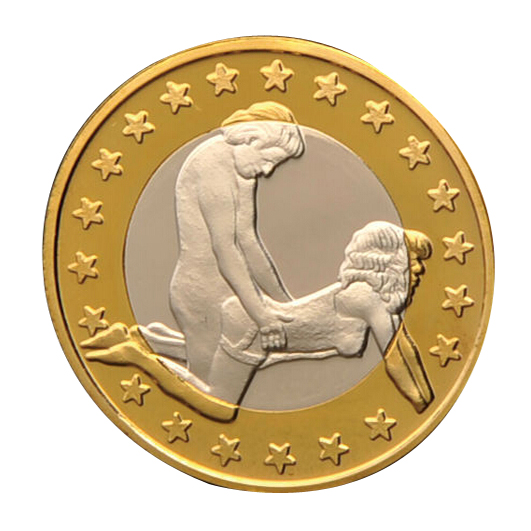 34 style sex coin replica gold coins germany Decorative Metal Crafts coins for only 30 customers Promotion Cheap! FREE SHIPPING(China (Mainland))