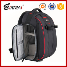SLR camera bag One shoulder aslant camera bag red digital camera bales SLR photography backpack(China (Mainland))