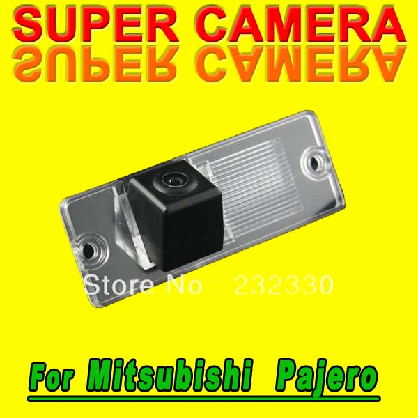 For Sony CCD Mitsubishi Pajero Zinger Southeast Lingyue Car Autoradio Rear View Parking CAM Camera Back Up Reverse Kit for GPS(China (Mainland))