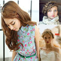Fashion New Style Long Synthetic Hair Plait Clip In Hair Fringe Extensions Braid Hairpieces For Women