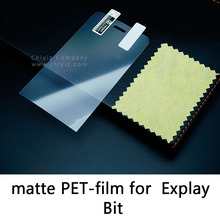 Glossy Lucent Frosted Matte Anti glare Tempered Glass Protective Film On Screen Protector For Explay Bit