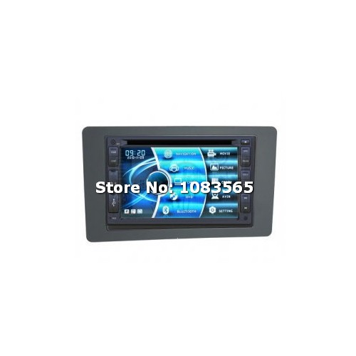 For SAAB 9-5 Car DVD Player Radio Stereo GPS Navigation + Map + Digital TV + Rear Camera + Parking Radar Multimedia System(China (Mainland))