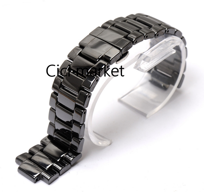 Watch strap 19mm 22mm watch band AR1410 Strap ceramic bands accessories