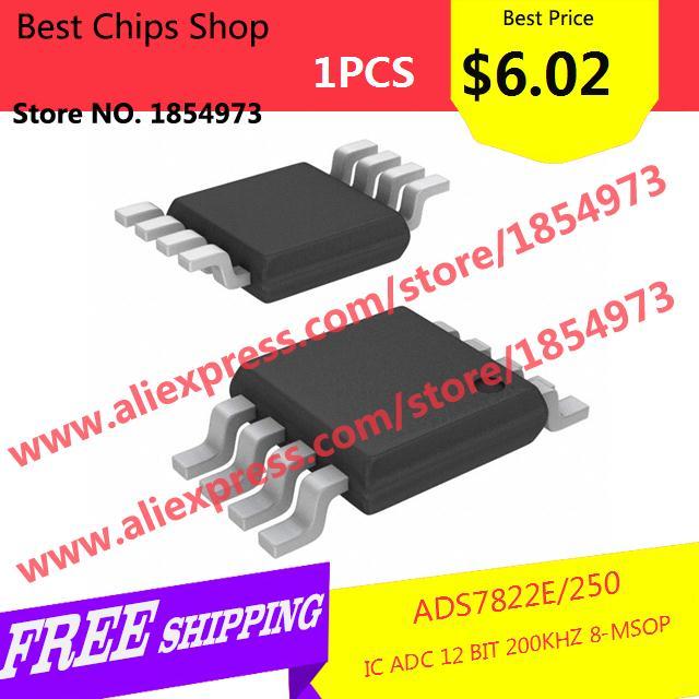 схемы ADS7822E / 250 IC