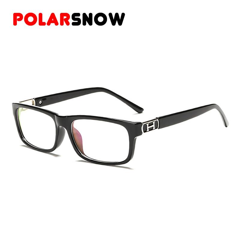 POLARSNOW Fashion Glasses Frames Light Optical Eye Glasses Frame For Men and Women Top Quality Eyeglasses Spectacle Plain Glass(China (Mainland))