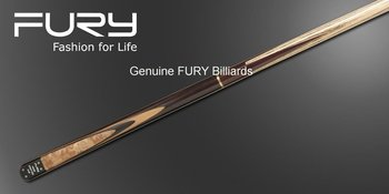 "3/4 Billiard Cues /sinuca /Rosewood Fury ASH snooker cue /57"" +6""Extension snooker /FURY SN103"