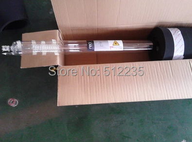 RECI S4 100W-130W CO2 laser tube, laser machine part,water cooled, high quality. very firm packing(China (Mainland))