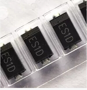 100PCS SMD ES1D SF14 1A/200V SMD fast recovery diode rectifier A019(China (Mainland))