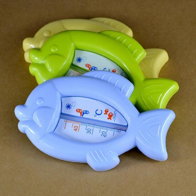 Термометр Для Детской Ванночки В Виде Рыбки, Для Детей Проверка Температуры, Случайные ...