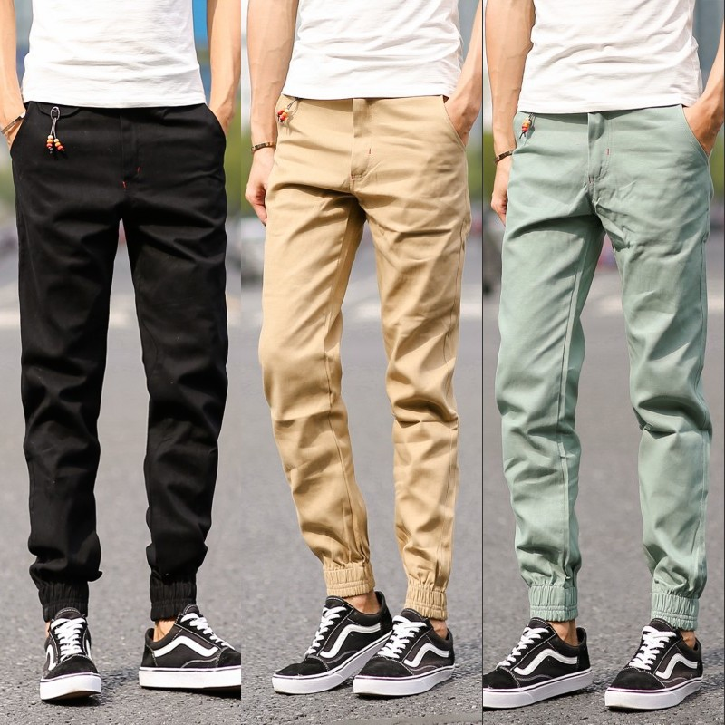 2015Top Quality New Brand Mens Print Beam Foot Sport Joggers Tactical Pencil Hip Hop Khaki Pants Outdoor Sweatpants Training Man(China (Mainland))