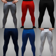 2015 Men Tight Sport Pants Men Outdoor Leisure Sports Training Fitness Pants Trousers Running Clycling Bike Pants High Quality